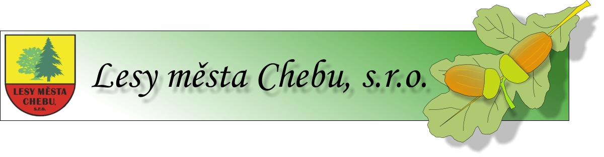 Lesy města Chebu, s.r.o.